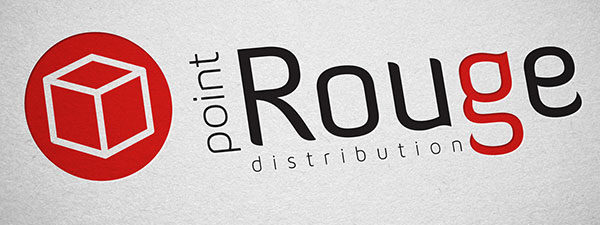 Logo Point Rouge Distribution
